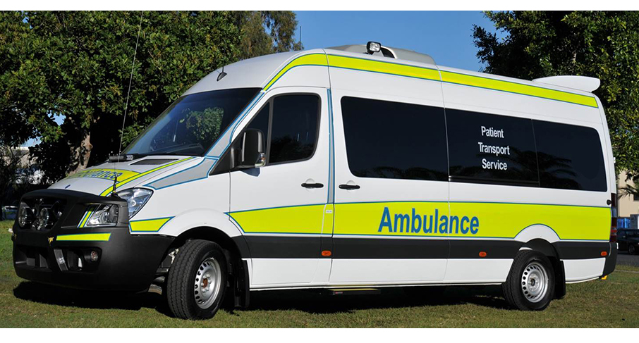 Ambulance, patient transport and mobile health