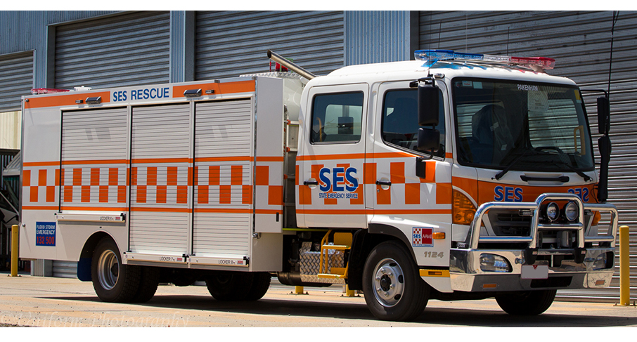 Rescue, hazmat and command solutions