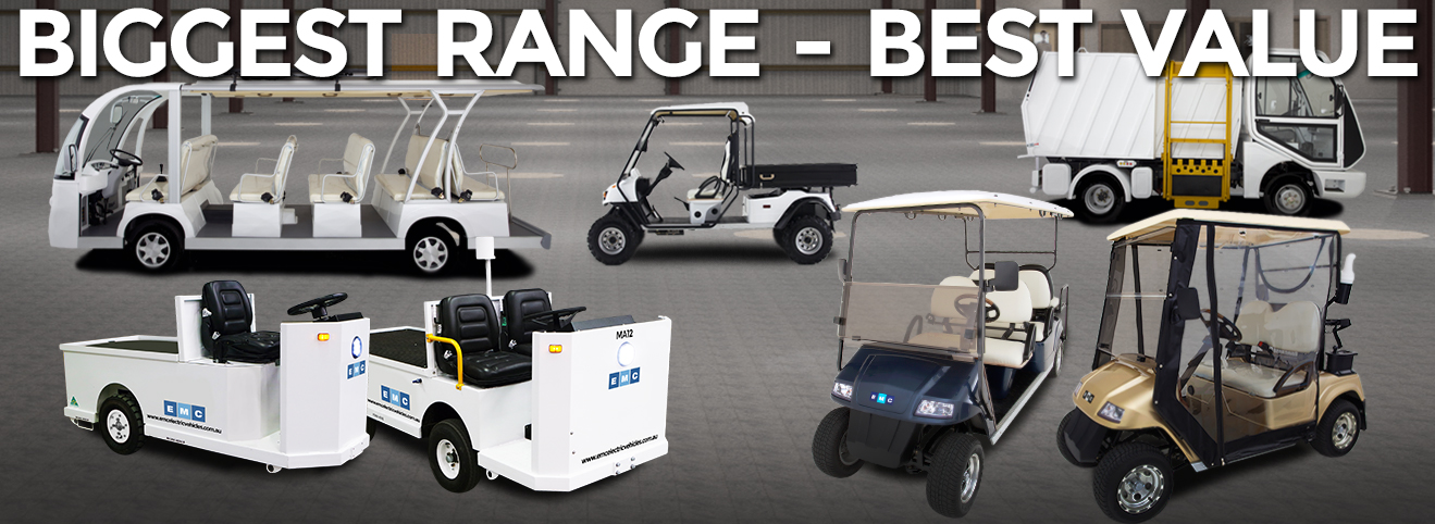 EMC is the largest EV manufacturer in Australia with a